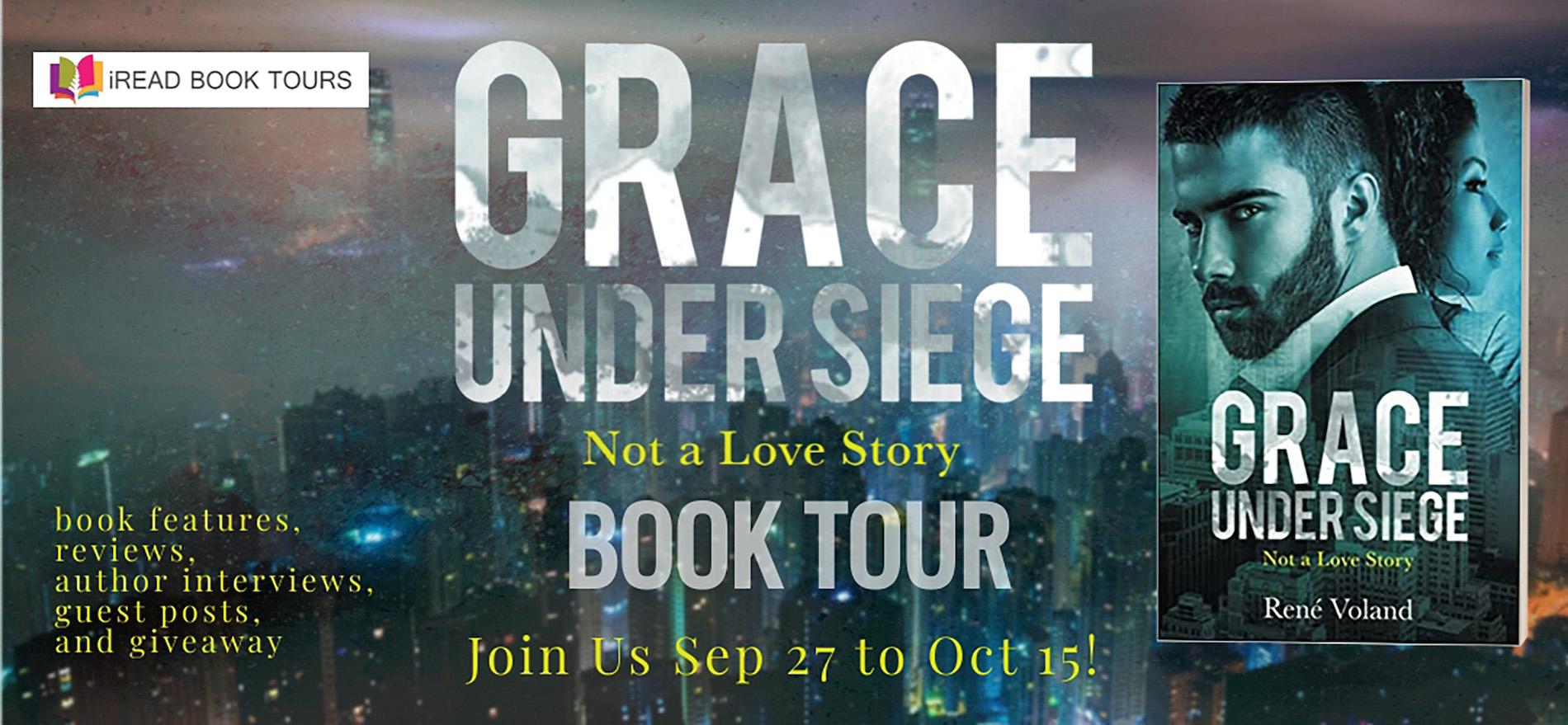 Grace Under Siege Tour Banner
