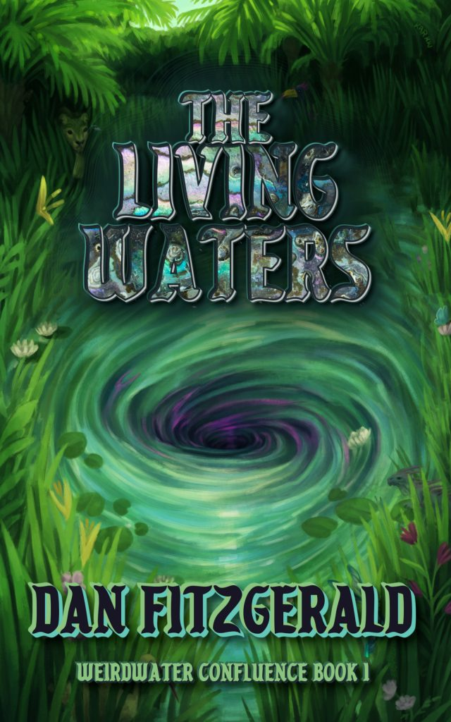 Living Waters ebook cover