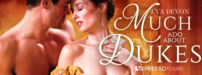 Much Ado About Dukes Reveal Banner