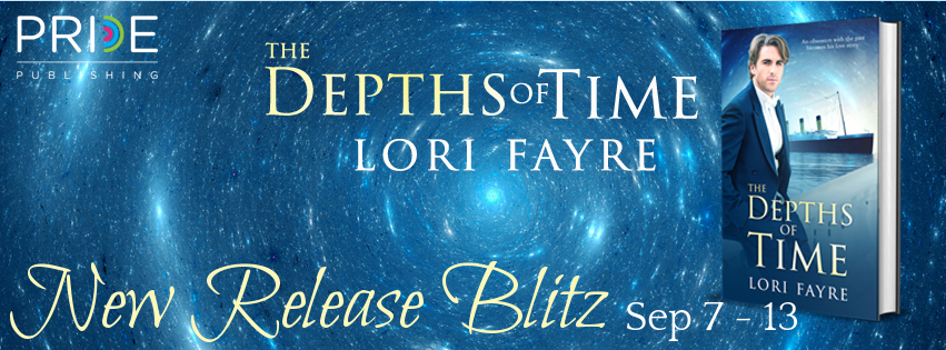 The Depths of Time Banner