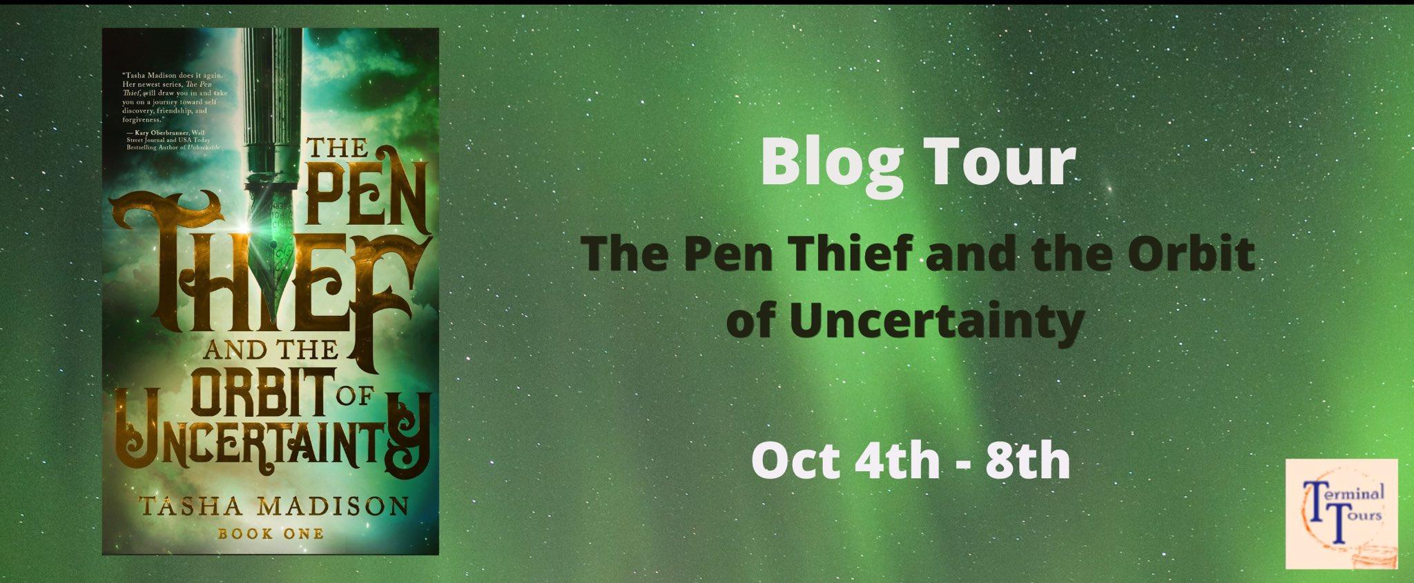 the pen thief banner