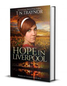 hope in liverpool mockup