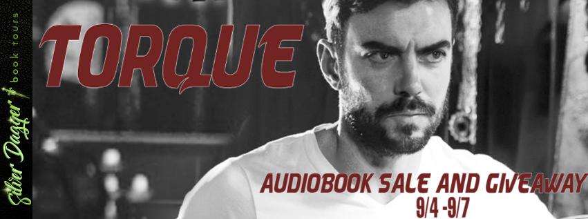 torque audiobook sale banner