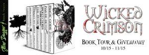 wicked crimson banner